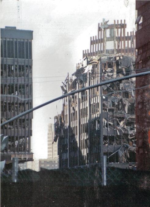 NYC - Veterans Day 2001-5