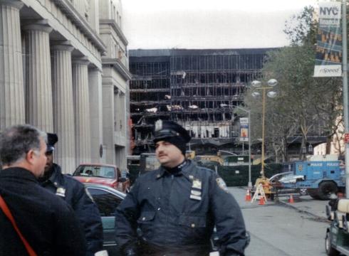 NYC - Veterans Day 2001